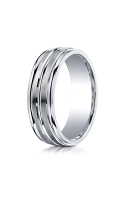 Aucoin Hart Jewelers Wedding band AH2RECF57180SV product image