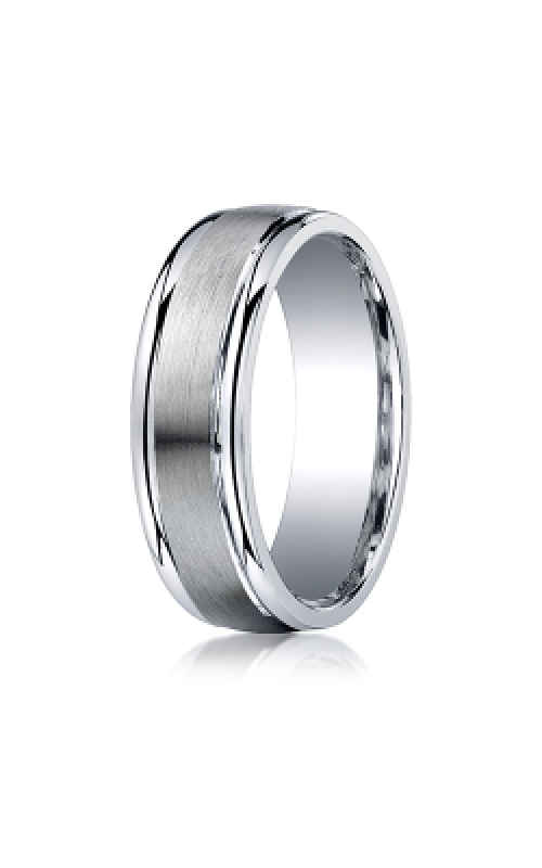 Aucoin Hart Jewelers Wedding band AH2RECF7702SSV product image