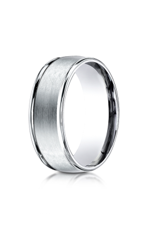 Aucoin Hart Jewelers Wedding band AH2RECF7802S14KW product image