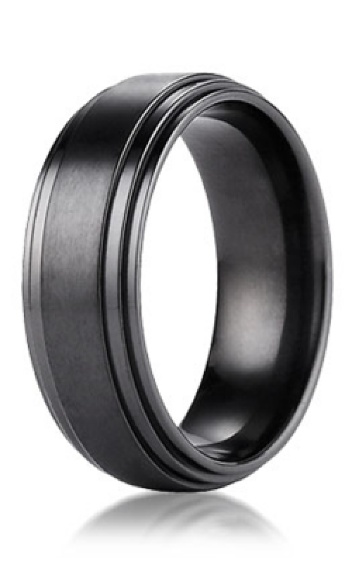 Aucoin Hart Jewelers Wedding band AH2TICF68100BKT product image