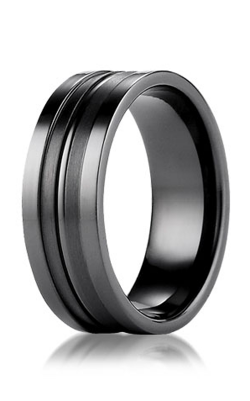 Aucoin Hart Jewelers Wedding band AH2TICFSE58180BKT product image