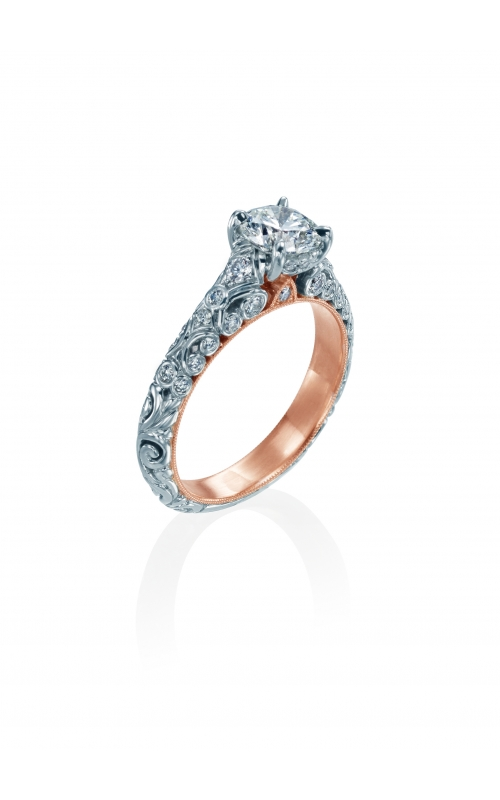 Aucoin Hart Jewelers Engagement ring AQ-16074 product image