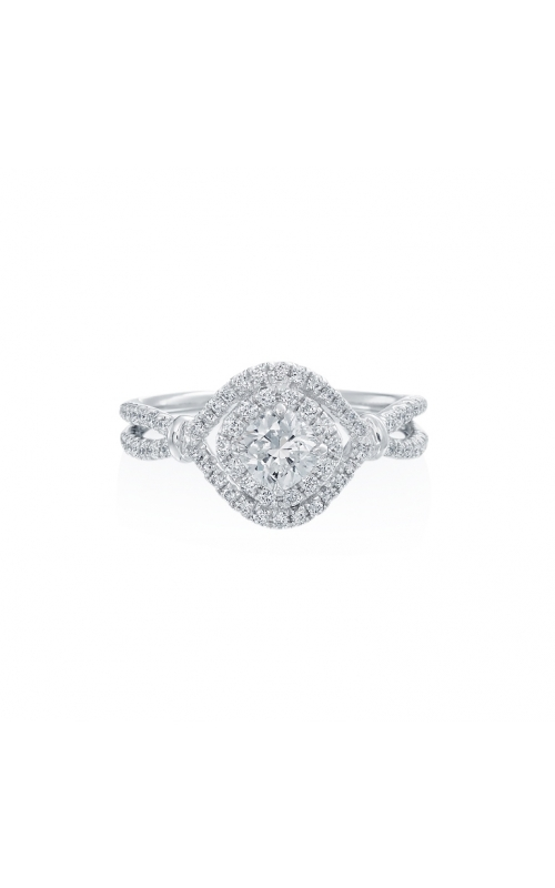 Aucoin Hart Jewelers Engagement ring AB-3145 product image