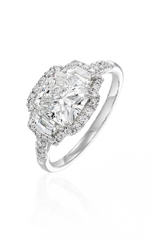 Aucoin Hart Jewelers Engagement ring AB-2965 product image