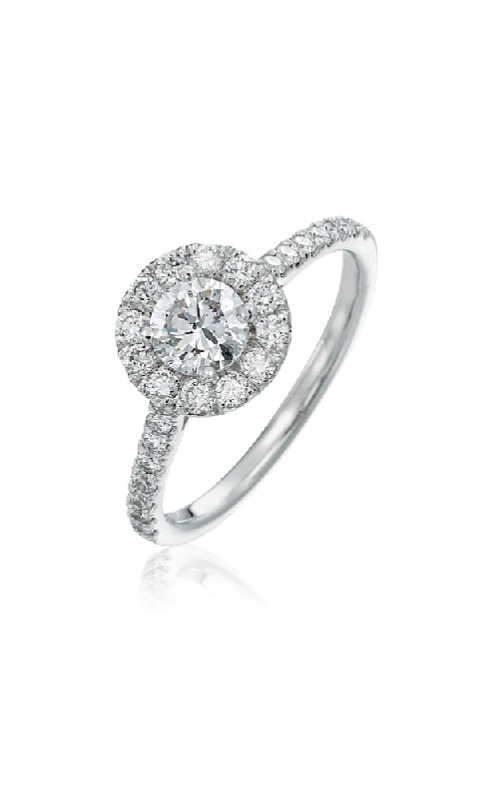 Aucoin Hart Jewelers Engagement ring AB-3077 product image