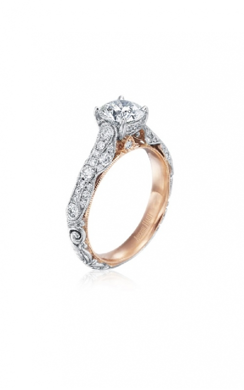 Aucoin Hart Jewelers Engagement ring AB-3171 product image