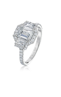Aucoin Hart Jewelers Engagement ring AB-3275 product image