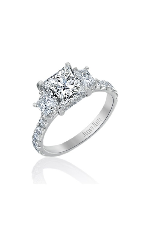 Aucoin Hart Jewelers Engagement ring AB-3400 product image