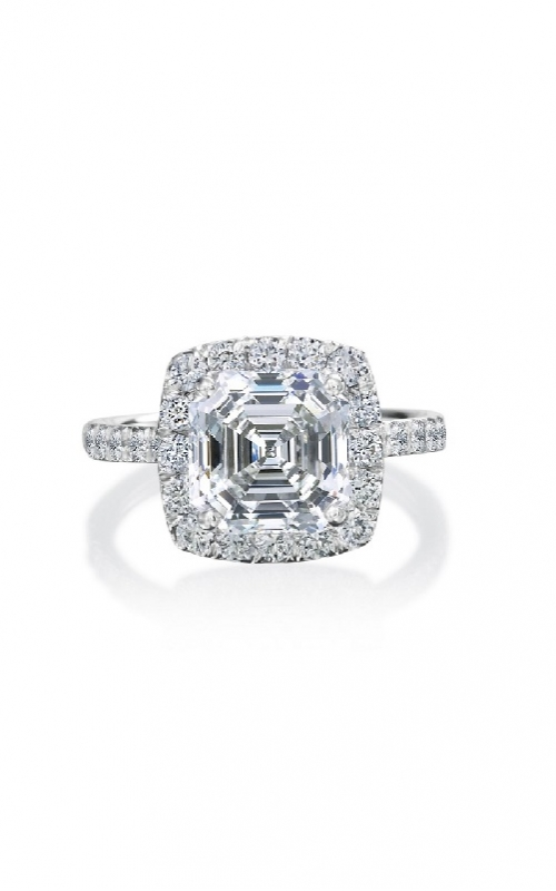 Aucoin Hart Jewelers Engagement ring AB-3417 product image