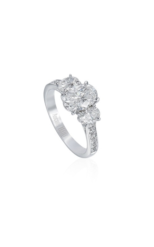 Aucoin Hart Jewelers Engagement ring AB-3535 product image