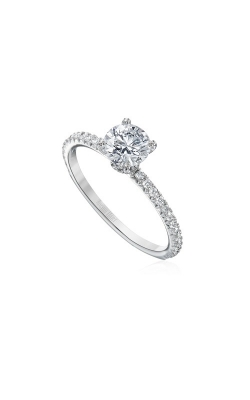 Aucoin Hart Jewelers Engagement Ring AB-3654 product image