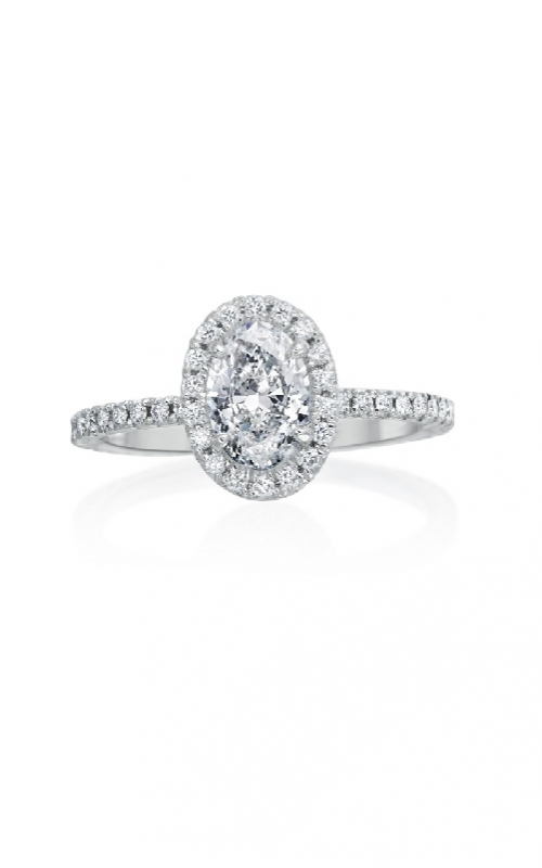 Aucoin Hart Jewelers Engagement ring AB-3659 product image