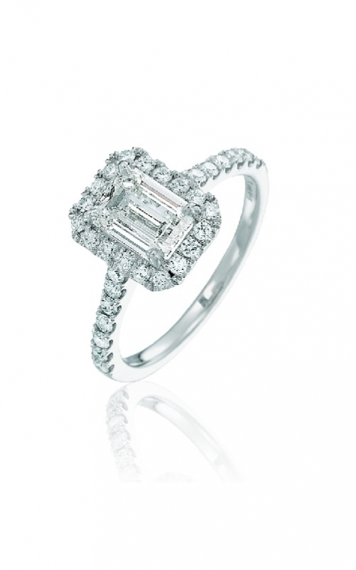 Aucoin Hart Jewelers Engagement ring AQ-15067 product image