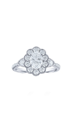Aucoin Hart Jewelers Engagement Ring AQ-17860 product image