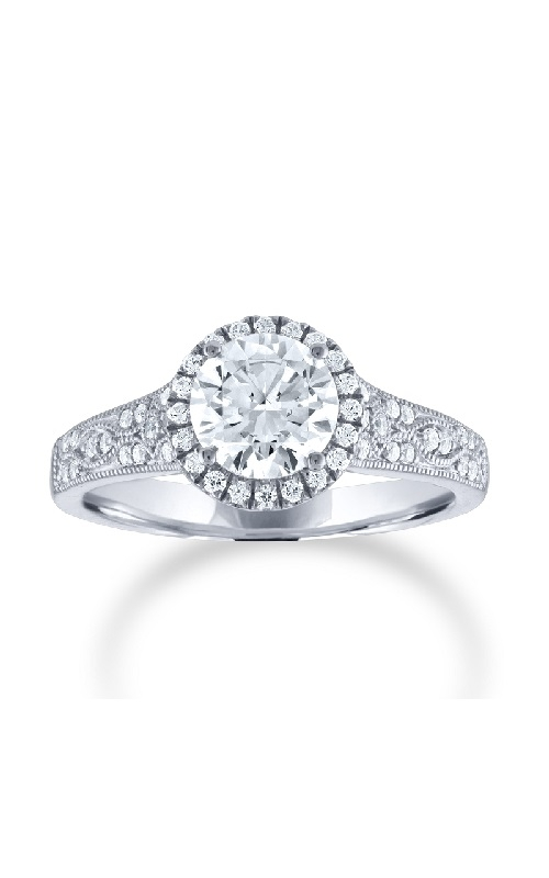 Aucoin Hart Jewelers Engagement ring AQ-17861 product image