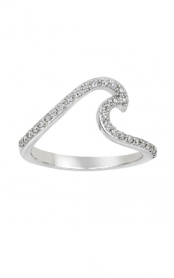 AUCOIN HART JEWELERS DIAMOND WAVE RING 130-2016 product image