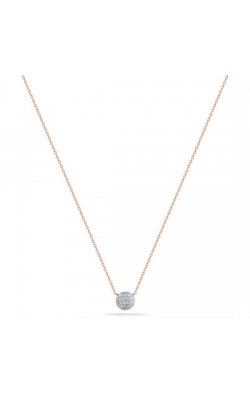 DIAMOND DISC NECKLACE 165-02118 product image