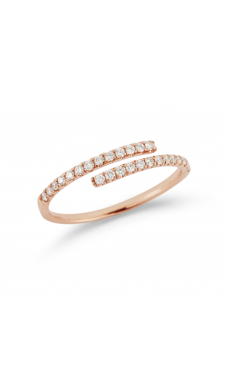 DIAMOND BYPASS RING 130-01640 product image