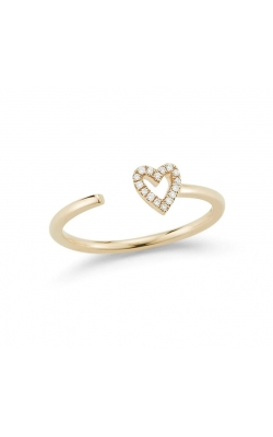 DIAMOND HEART RING 130-01884 product image