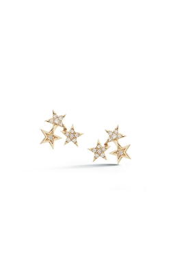 DIAMOND STAR EARRINGS 150-15303 product image