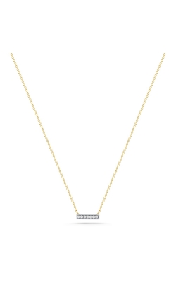 DIAMOND BAR NECKLACE 165-02132 product image
