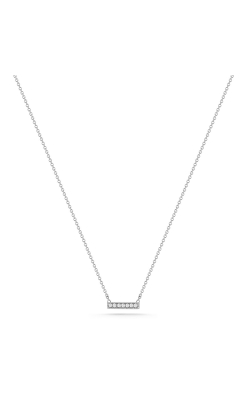 DIAMOND BAR NECKLACE 165-02096 product image