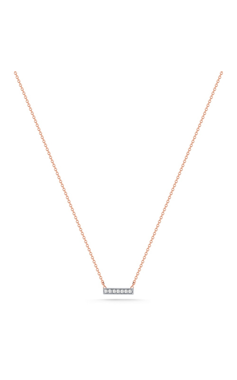 DIAMOND BAR NECKLACE 165-00357 product image