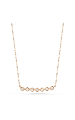 DIAMOND BAR NECKLACE 165-02124 product image