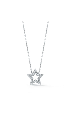 DIAMOND STAR NECKLACE 165-00349 product image