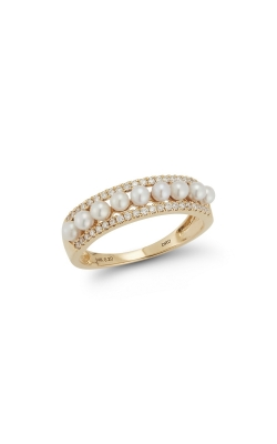 PEARL AND DIAMOND RING 300-01046 product image