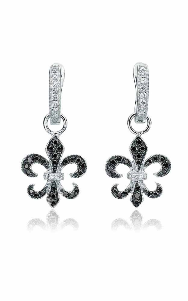 Fleur de Lis Earrings 155-00055 product image