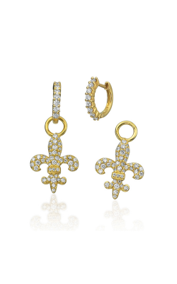 Fleur De Lis Earrings 155-06787 150-00632 product image