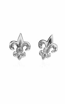 Fleur De Lis Earrings 455-01005 product image