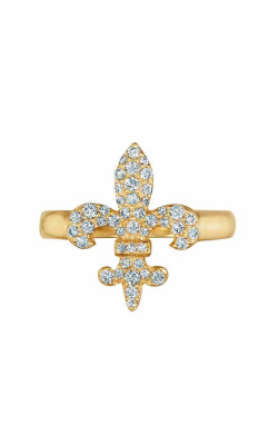 Fleur De Lis Fashion Ring 155-00026 product image