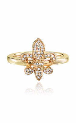 Fleur De Lis Fashion Ring 155-00029 product image