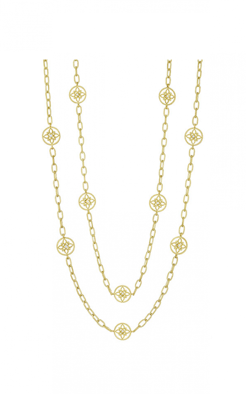 Penny Preville Lace Necklace 165-02090 product image