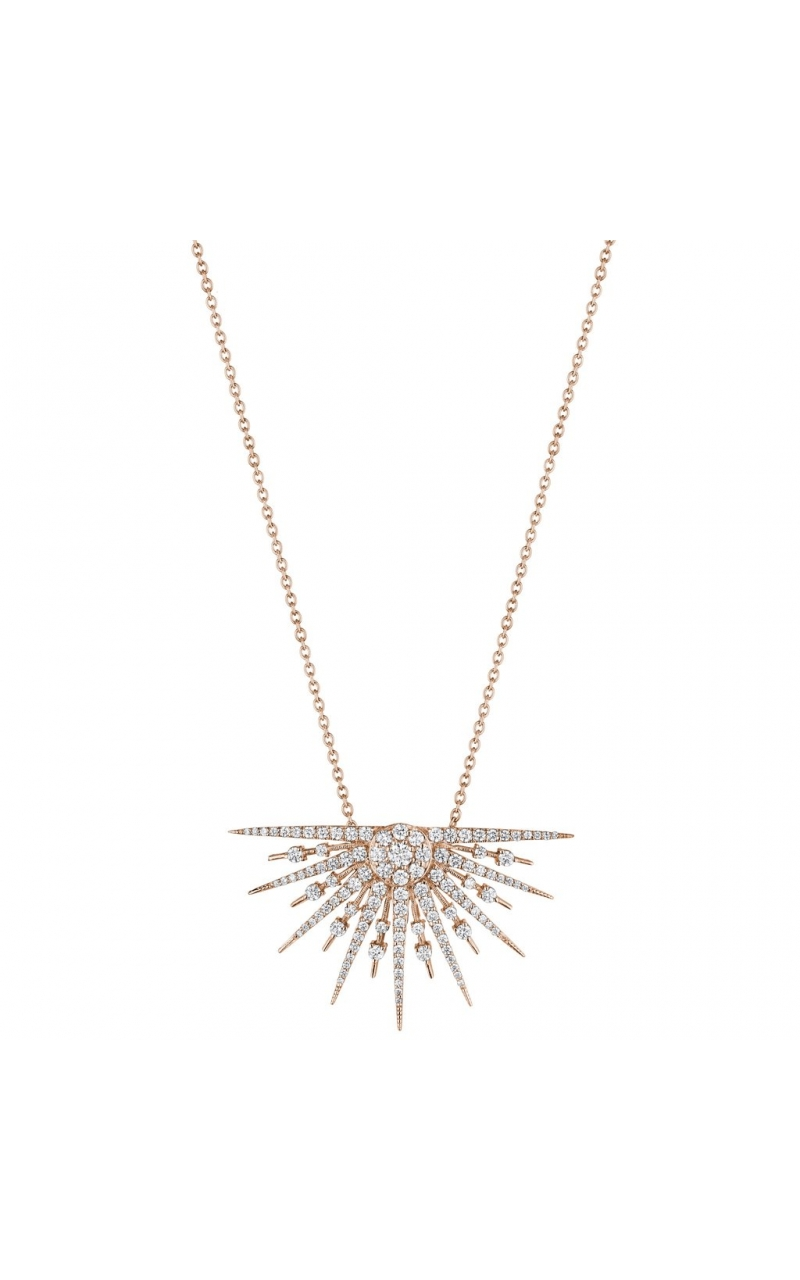 PENNY PREVILLE STARBURST NECKLACE 160-00494 product image