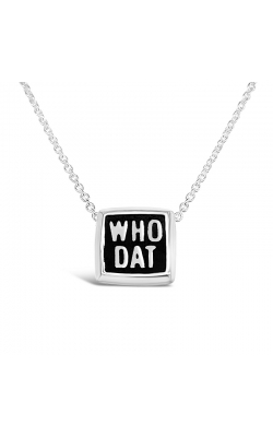 WHO DAT Necklace 660-00042 product image
